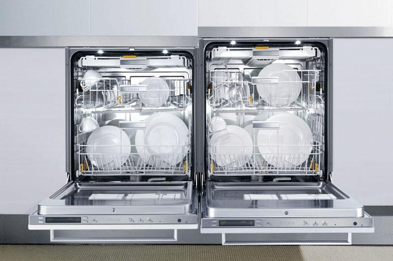 Компания Miele – автор многих полезных функций для посудомоечных машин