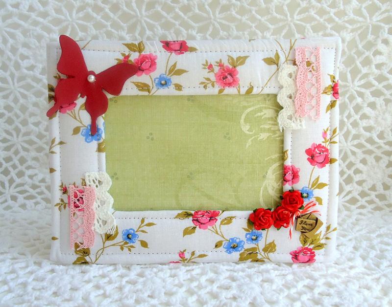 Как оформить открытки в рамки, красивую открытку