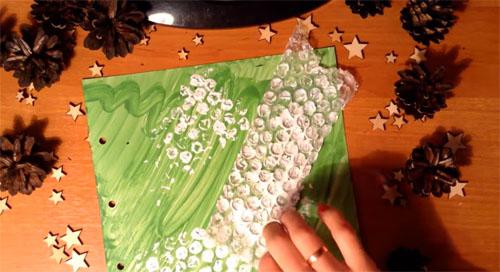 ✂ Сказочные украшения в технике скрапбукинг на Новый Год своими руками