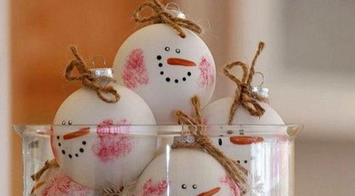 ☃ Поделки с детьми к Новому 2019 Году: снеговики своими руками