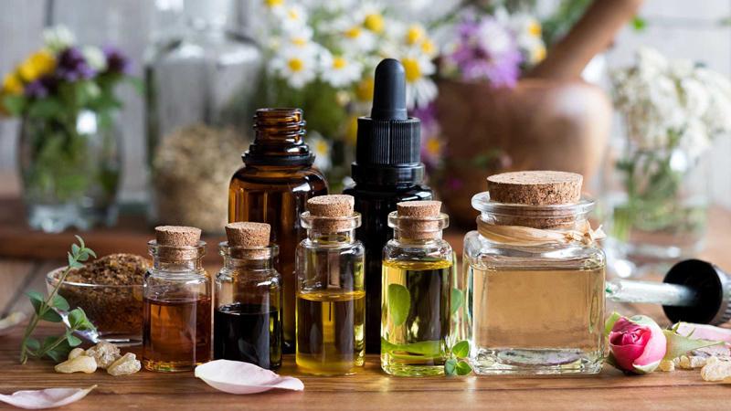 Если хотите добавить ароматов – подберите ароматические масла