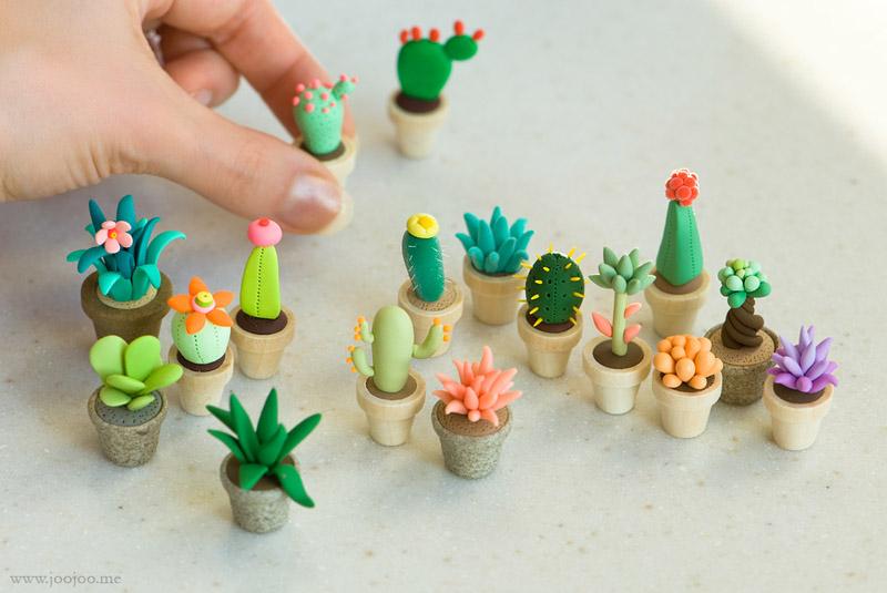 Из полимерной глины умельцы творят настоящие шедевры