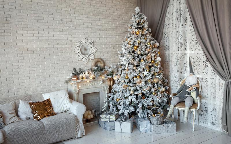 Украшаем дом на Новый Год своими руками