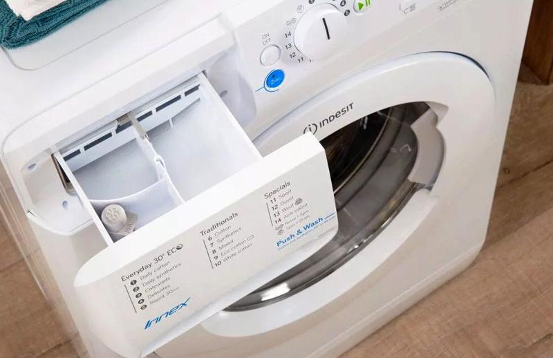 Одна из самых сложных стиральных машинок для разборки