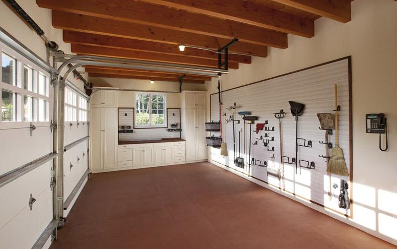 Чем габаритнее гараж, тем больше возможностей его использования для воплощения бизнес-идей в жизнь