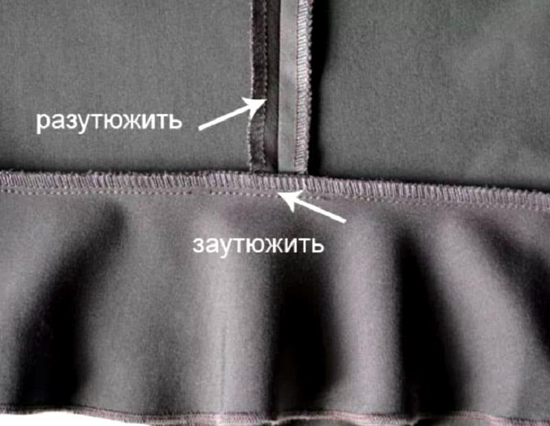 chehol-na-uglovoy-divan-35 Как сшить чехол на диван своими руками: выкройки и пошив универсального чехла