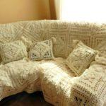 Чехол на угловой диван: быстрый вариант обновления обивки и советы по пошиву