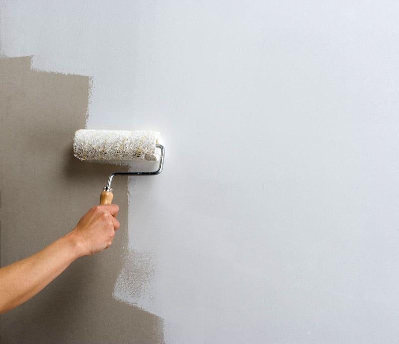 Грунтовка стен обязательна
