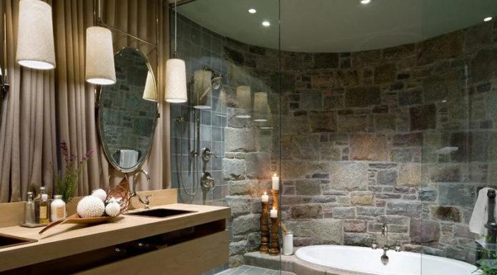 👷 Декоративный искусственный камень: идеи использования в интерьере (описание характеристик, цена и фото)