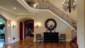Роскошный интерьер дома Стаса Михайлова: долгий путь к мечте