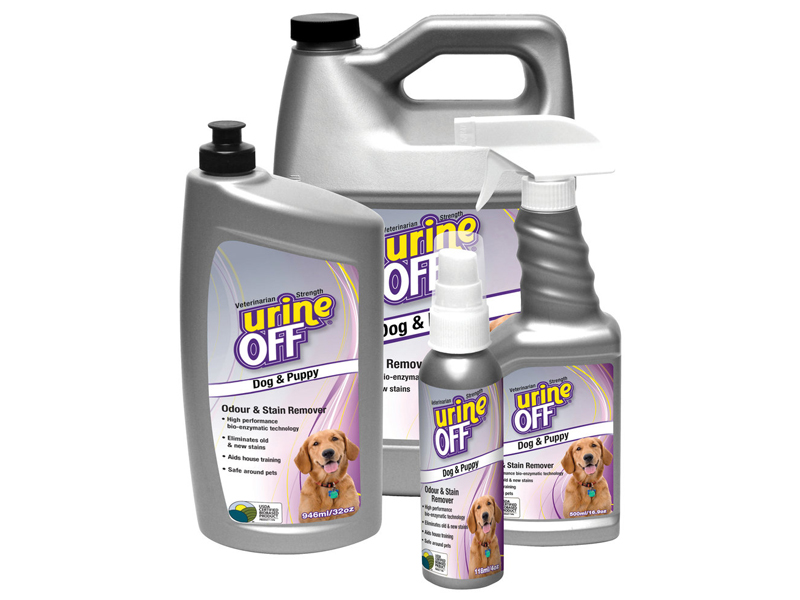 Препарат «Urine-off Cat»