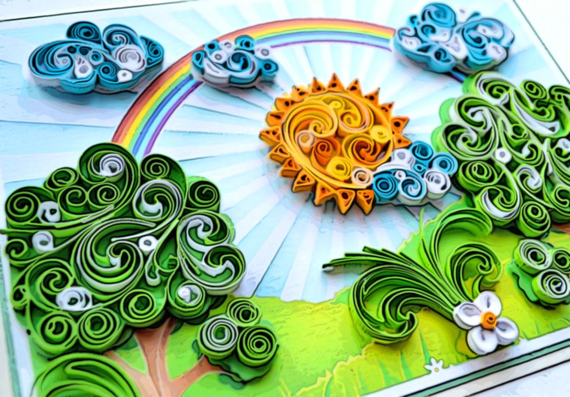 Квиллинговые поделки для начинающих: схемы, цветы пошагово