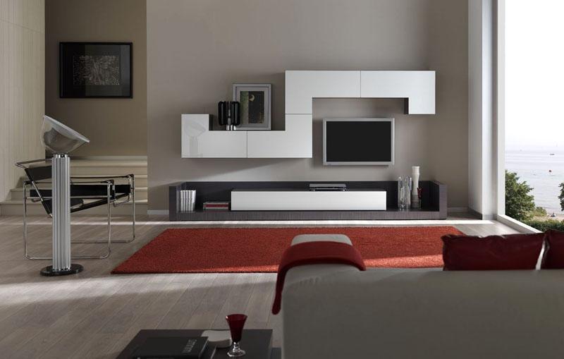 Модульная мебель позволяет использовать разные элементы готового гарнитуры в удобной для себя комплектации