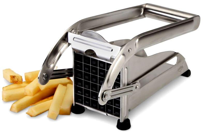 Простой прибор, который в один миг разрежет арбуз или дыню на равные и аккуратные дольки