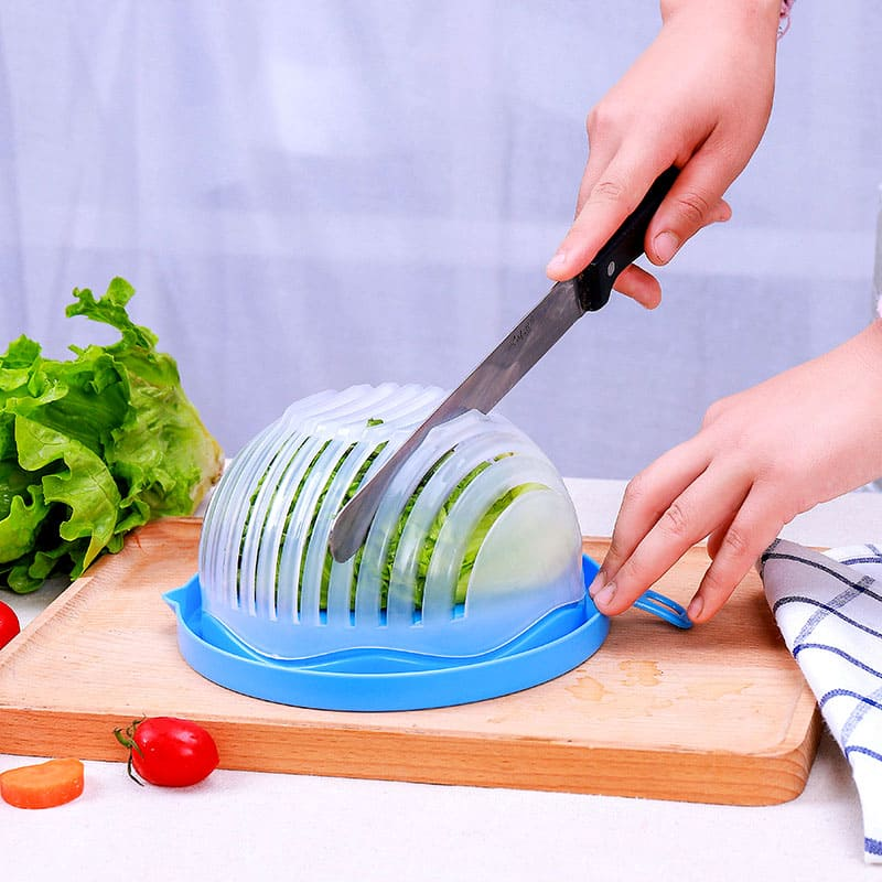 Это приспособление поможет без труда нарезать зелень