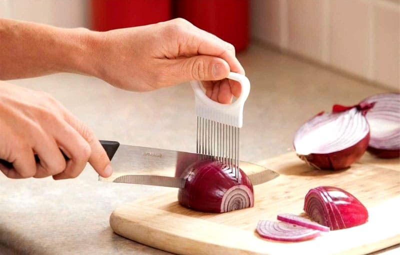 Фиксатор для луковицы