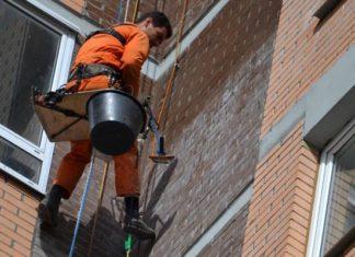 Средства для очистки фасадов
