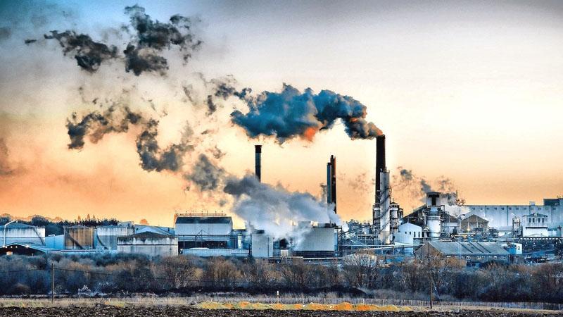 Котельные и заводы: от них загрязнений больше, чем от автомобилей