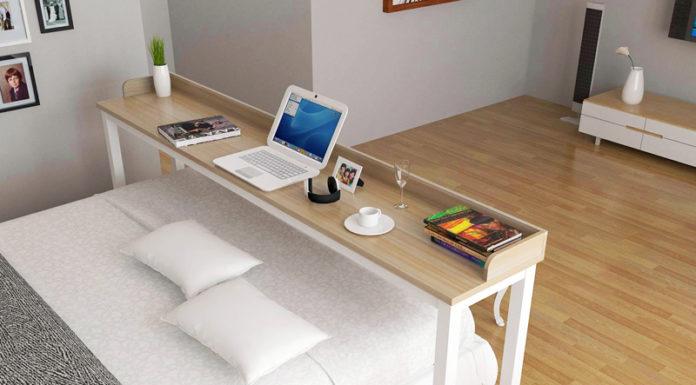 😍 Создаём романтическое настроение каждый день с помощью столика для завтрака в постель