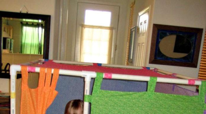  Вигвам для детей своими руками: фото с описанием этапов работы