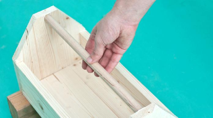 ⚒ Ящик для инструментов своими руками: совмещаем удобство и функциональность