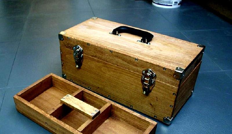 Инструментальный органайзер готов