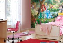 Детские комнаты для девочек: фото, дизайн