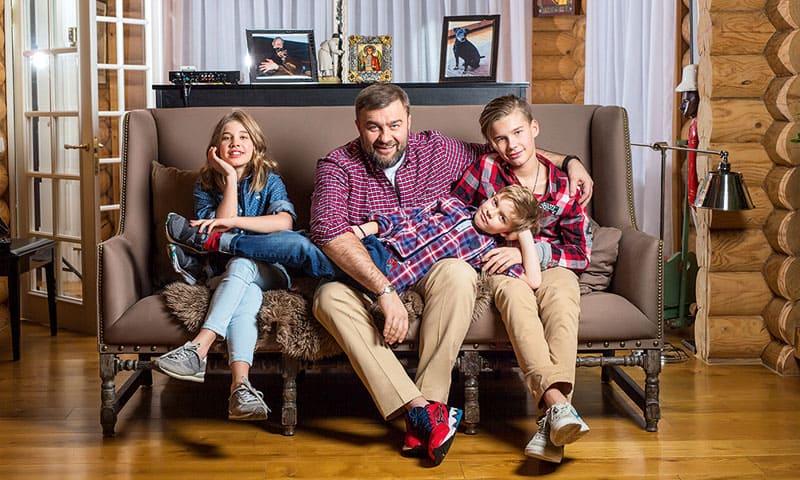 Особый секрет дома Михаила Пореченкова