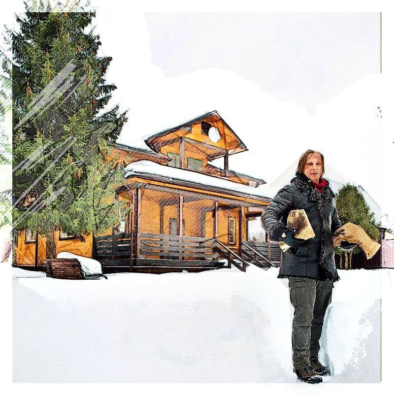 Дом Охлобыстина