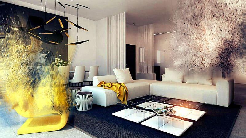 Идеи для ремонта и дизайна квартиры: тренды 2018-2019