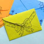 Конверты на все случаи жизни из листа бумаги формата А4