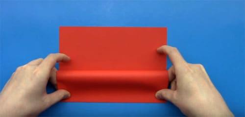 kak-sdelat-konvert-iz-bumagi-formata-A4-6 Как сделать конверт из А4: своими руками поэтапно, для письма без клея и ножниц, большой и маленький, фото и видео