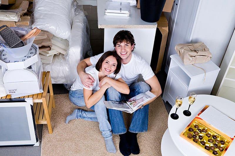 Малогабаритная квартира — отличное место для начала самостоятельной жизни молодой семьи или студентов
