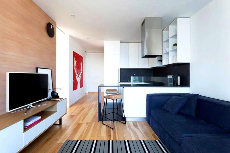 Маленькая квартира — меньше хлама