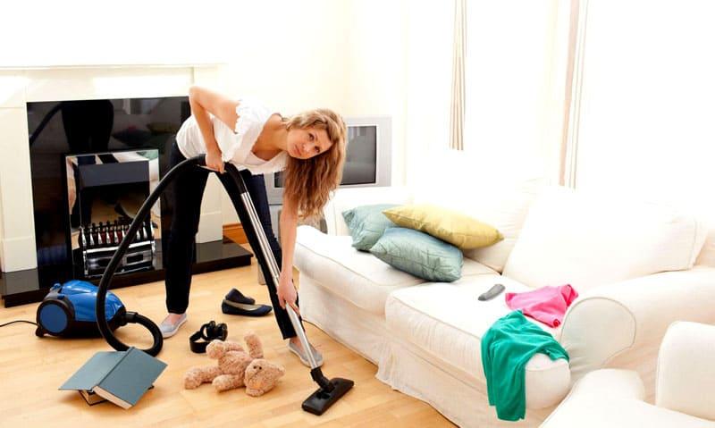 Уборка малогабаритной квартиры — одно удовольствие