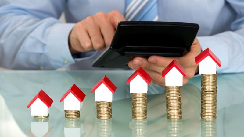 Налог на маленькую квартирку намного меньше, чем на коттедж