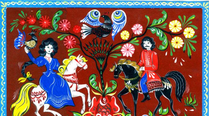 Декоративная роспись по дереву для начинающих: виды и особенности нанесения