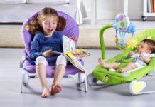 Шезлонг для новорождённых лучшие модели