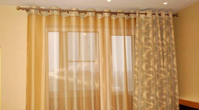 Как выбрать и сшить своими руками шторы на люверсах