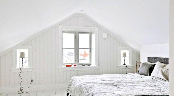 Дизайн спальни в скандинавском стиле: советы по оформлению и фотопримеры интерьера