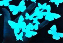 Светящиеся украшения для интерьера от Алиэкспресс