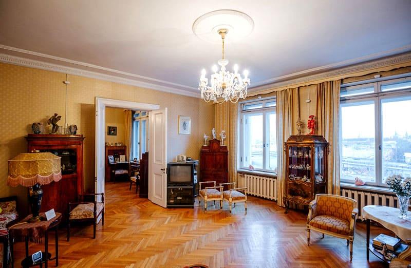 Квартира-музей великой Улановой