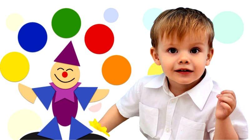 Ребёнок со временем научится подбирать фигуры таким образом, чтобы получилась законченная картинка
