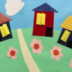 Аппликация из геометрических фигур для детей разных возрастов: 65 интересных идей и шаблонов