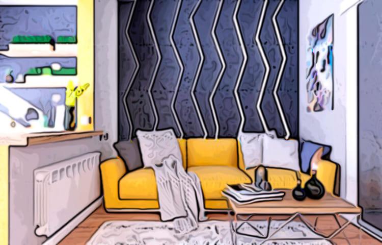 Дизайн-проект от нашего читателя