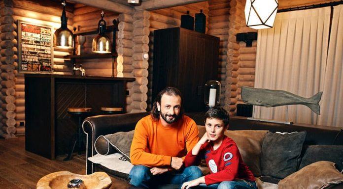 Дом Ильи Авербуха: семейный уют или холостяцкая берлога