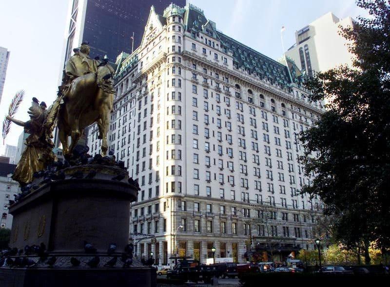 Жилой комплекс Plaza Hotel