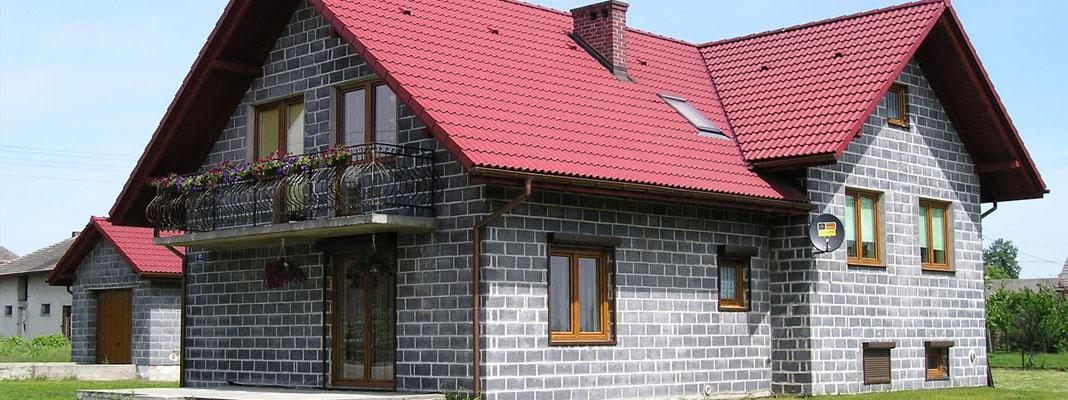 срок службы домов из шлакоблоков