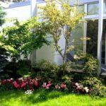 Белоснежный дом в стиле модерн Лаймы Вайкуле в Юрмале