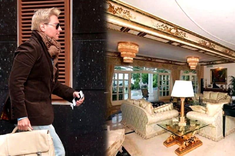 Сегодня Николай Басков не часто бывает в своём дворце